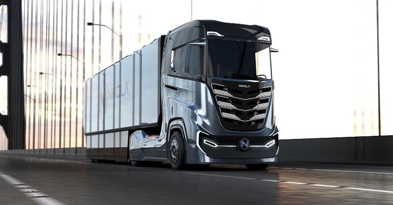 CNH Industrial prepara Iveco para o futuro do caminhão elétrico