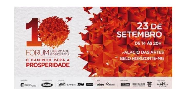 Belo Horizonte debaterá os rumos do Brasil