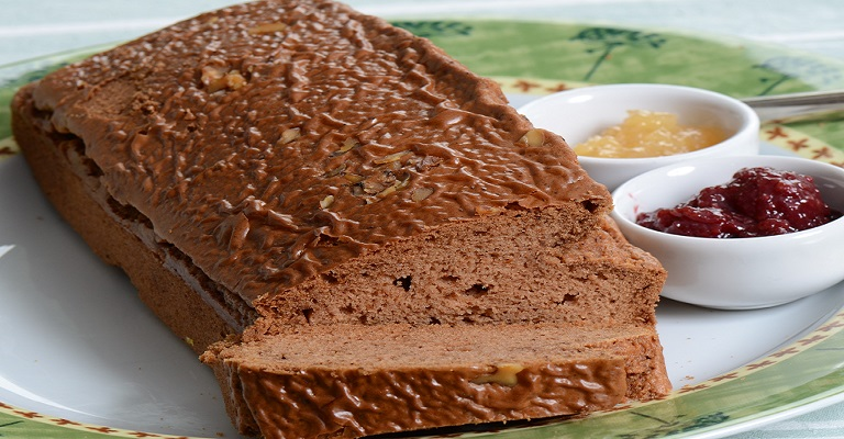 Receita Kurotel: Pão sem Glúten