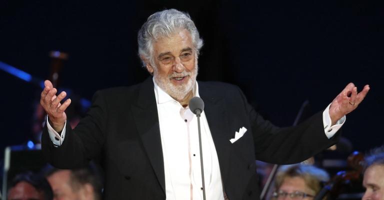 Plácido Domingo sofre acusações de má conduta sexual