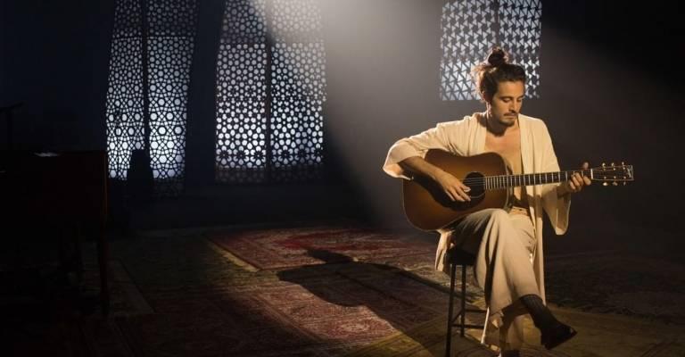 Tiago Iorc apresenta acústico MTV com canções inéditas