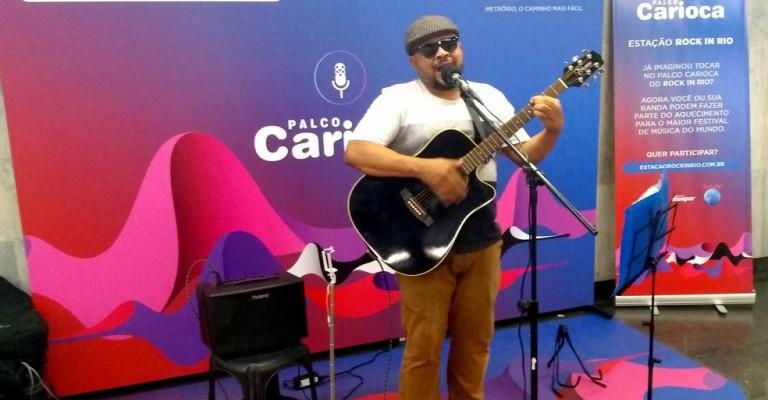 Rock in Rio divulga artistas que vão se apresentar no Metrô