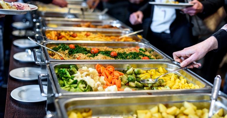 Nova lei permite doação de refeições não vendidas