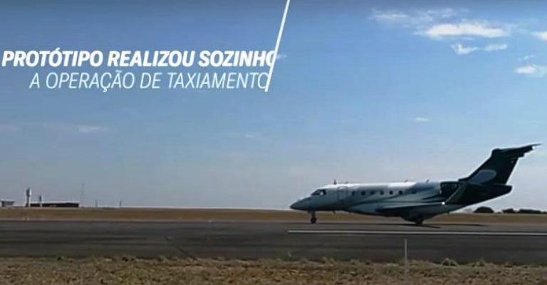 Avião autônomo no Brasil? Embraer realizou o primeiro teste