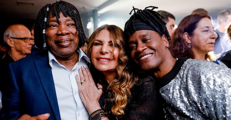 Estrelas da música homenageiam Milton Nascimento no Prêmio UBC 2019