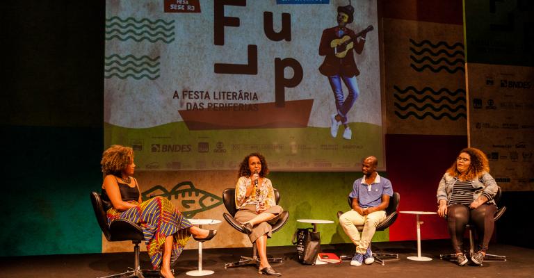 Feminismo é tema da Festa Literária das Periferias no Rio