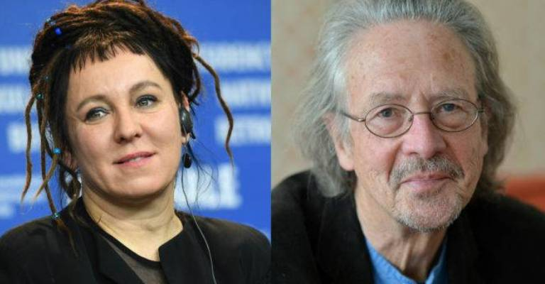 Olga Tokarczuk e Peter Handke premiados com Nobel da Literatura