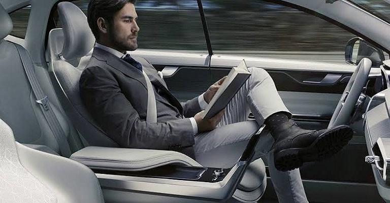 Carros autônomos serão aliados na administração das cidades