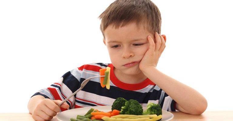 Como estimular as crianças à uma boa alimentação
