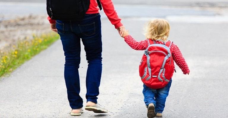 Meu bebê está indo para a escola. E agora?