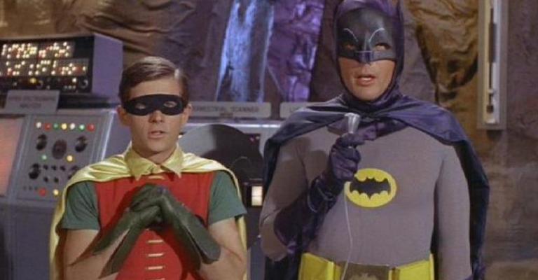 Fantasias originais da série de TV de Batman e Robin serão leiloadas