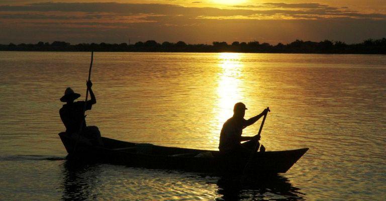 Expedição avalia poluição do Rio São Francisco