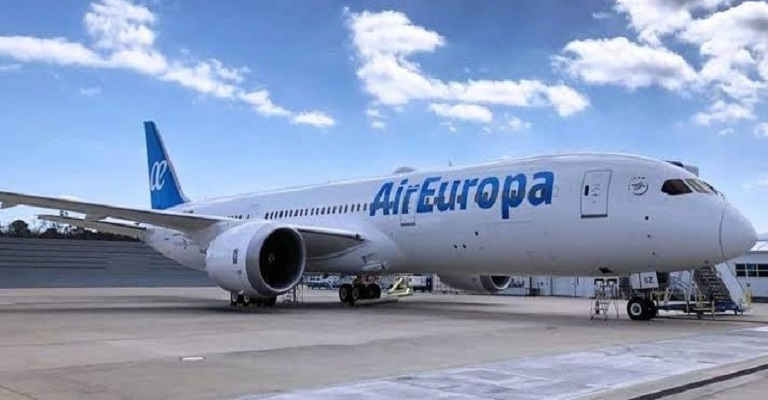 Air Europa assina acordo de codeshare com GOL