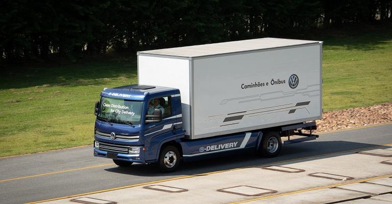 VW Caminhões e Ônibus anuncia investimento em mobilidade elétrica