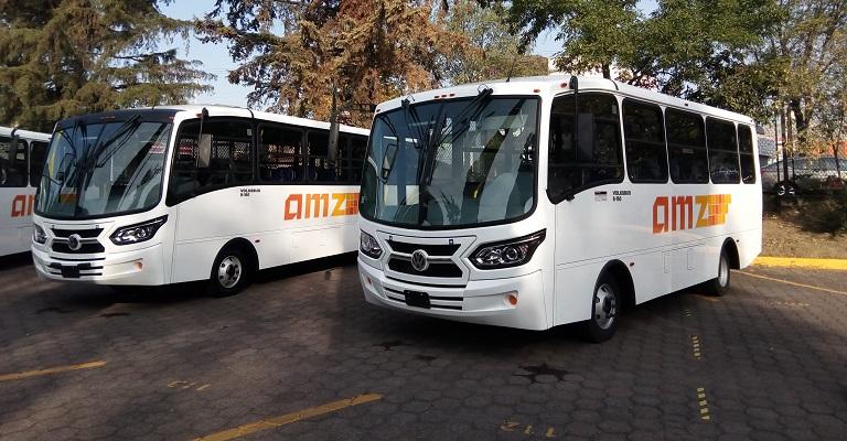 Volkswagen Caminhões e Ônibus entrega 30 novos Volksbus no México