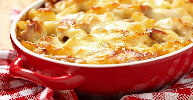 Quer aprender a fazer um Mac & Cheese?