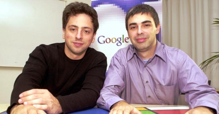 Fundadores deixam o Google, que possui novas apostas para o futuro