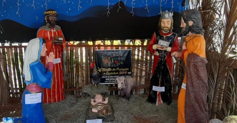 Circuito de Presépios e Lapinhas integra programação de Natal em Minas