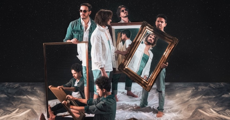 Álbum autoral marca nova fase da banda Surf Sessions