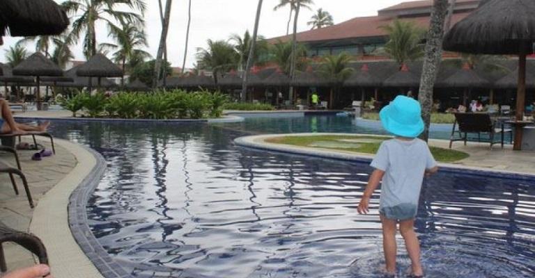 38% das mortes por acidentes com crianças acontecem durante as férias