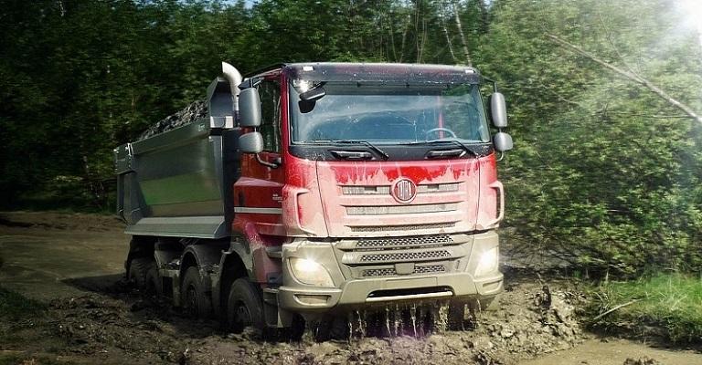 Com caminhões mais velozes, Tatra inicia projeto no Brasil