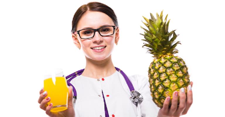 Conheça os benefícios do abacaxi