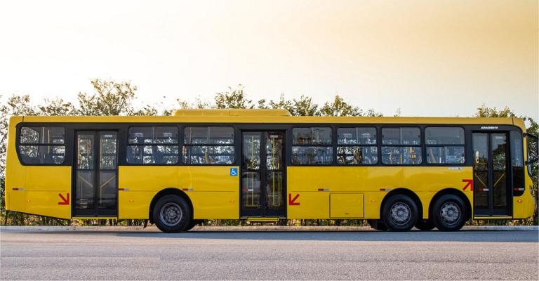 Ônibus de 15 metros é aposta da Volkswagen para 2020