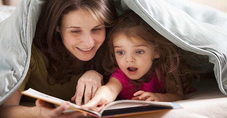 Por que ler para seu filho?