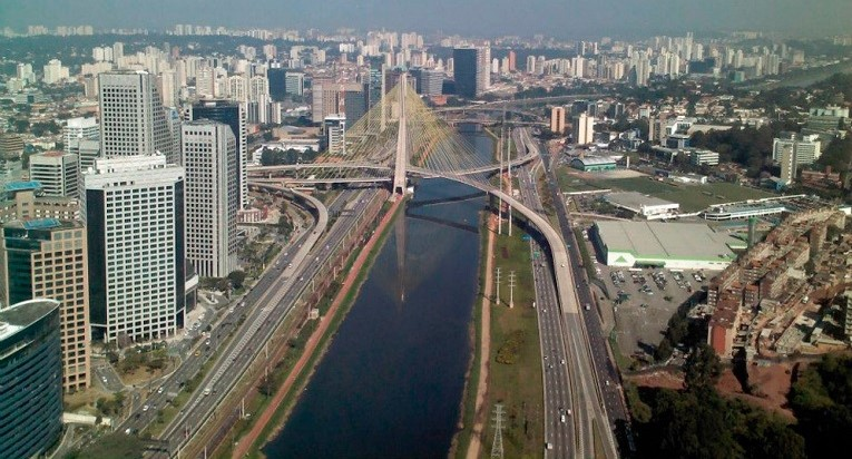 466 anos de SP e o novo Rio Pinheiros