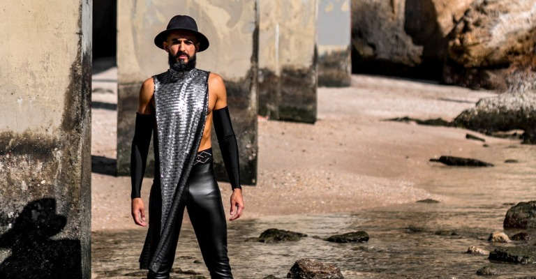 Anderson Primo lança primeiro EP que vai do eletrônico ao carimbó