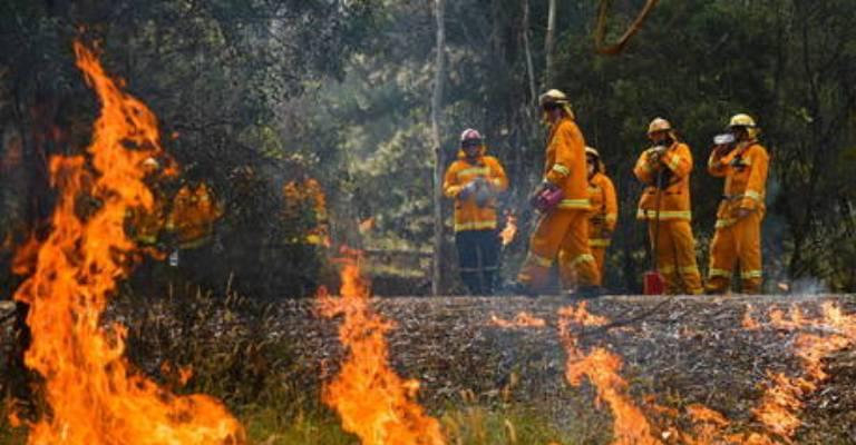 """Fogo na Austrália é """"catástrofe ecológica"""", diz cientista"""