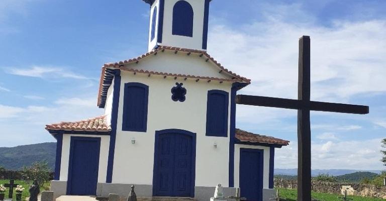 Restauração da Capela de Nosso Senhor dos Passos é finalizada