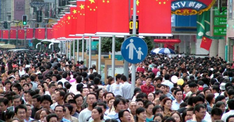 """China celebrará aniversário com remix de """"Garota de Ipanema"""""""