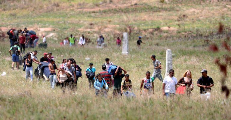 Mais de 800 pessoas morrem em rotas migratórias nas Américas em 2019