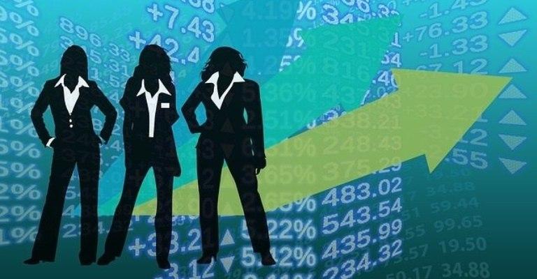 Número de mulheres investidoras cresce na bolsa de valores