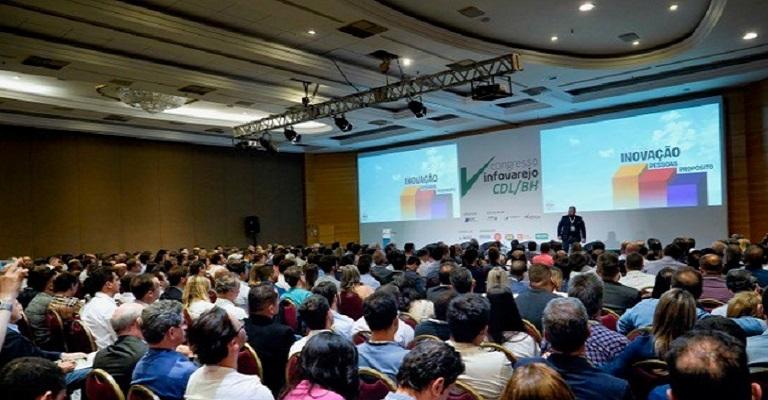 Congresso Infovarejo CDL/BH 2020 traz principais tendências  e soluções para o setor varejista