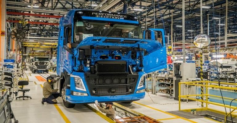 Volvo amplia investimento em mais R$ 1 bilhão por boas perspectivas com o Brasil