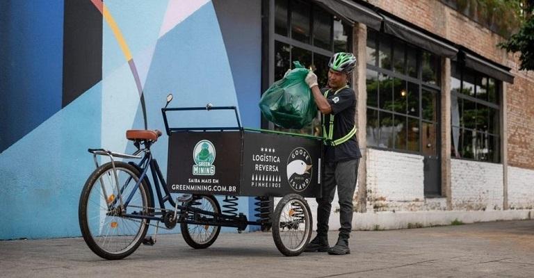 Startup brasileira apresenta na Bélgica solução para descarte ilegal de lixo após escândalo europeu