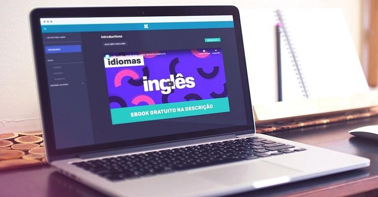 Startup oferece curso gratuito de inglês com certificado