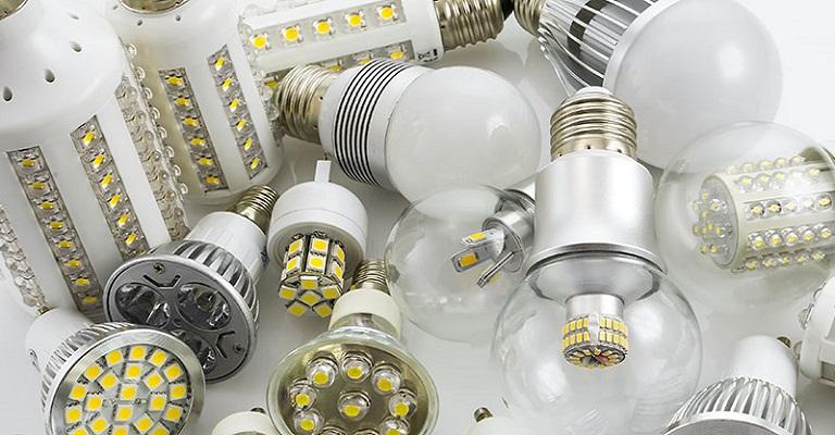 Nova rota tecnológica permitirá a separação de materiais recicláveis de lâmpadas LED