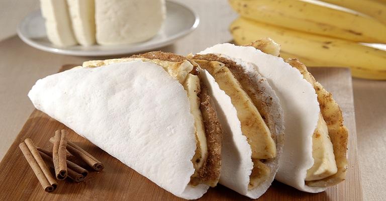 Receitas de tapioca com queijo para ter bastante energia