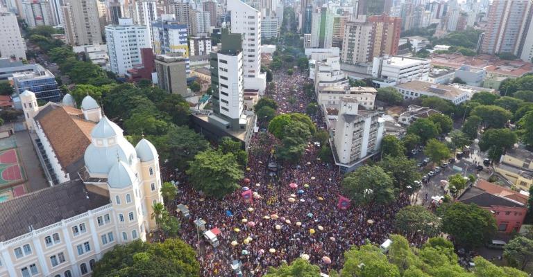 Bartucada se apresenta em BH e espera público de 500 mil pessoas