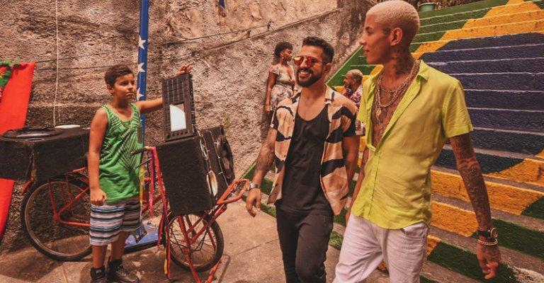 """Música """"Te Prometo"""", de Dennis com MC Don Juan ganha videoclipe"""