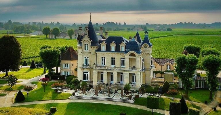 Experiência cinco-estrelas em castelo no sul da França