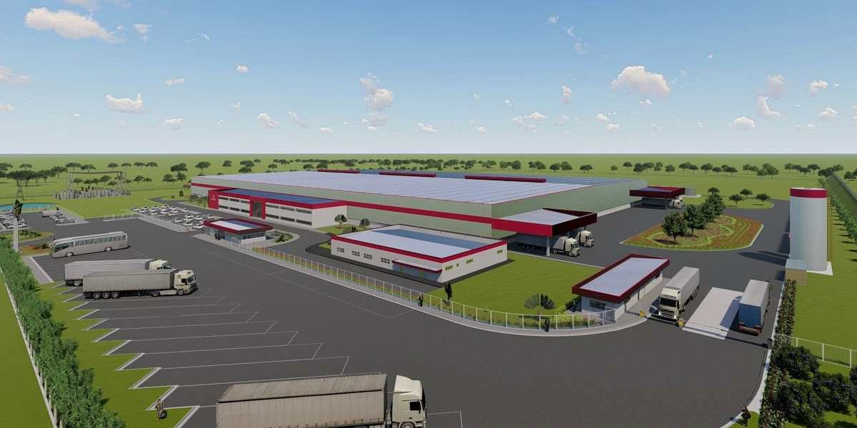 Brasil terá nova fábrica de eixo para caminhões
