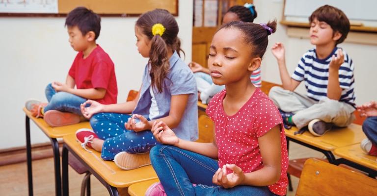 Cinco dicas para praticar mindfullness na escola