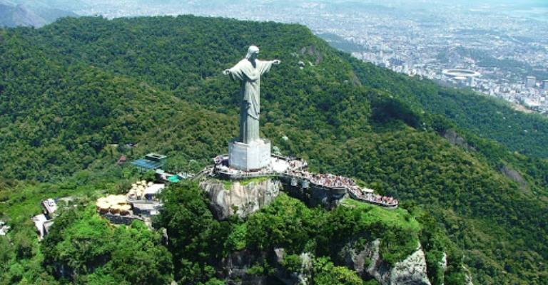 Parque Nacional da Tijuca recebe quase 3 milhões de turistas em 2019
