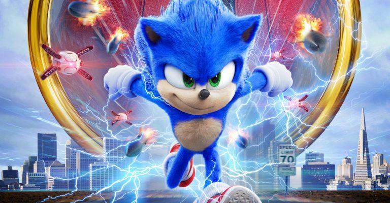 'Sonic – O Filme'domina bilheteria com poderosa estreia