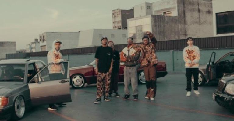 """Tropkillaz lança """"Benzzz"""", single em parceria com o coletivo Recayd Mob"""