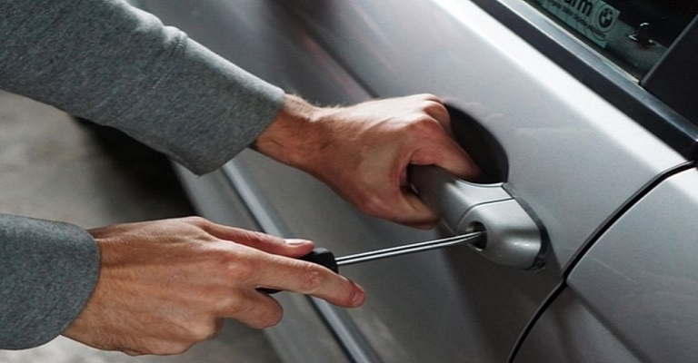Número de roubos de veículos ultrapassa 1 milhão nos últimos 4 anos